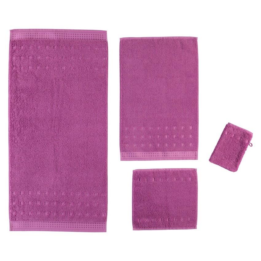 Handtuch Country Style – 100% Baumwolle orchidée – 839 – Handtuch 50 x 100 cm, Vossen kaufen