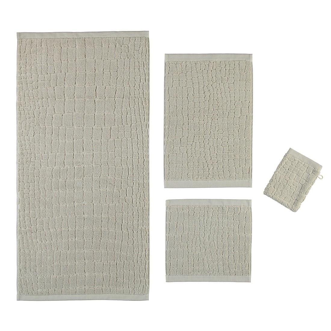 Handtuch Croco – 100% Baumwolle papyrus – 714 – Duschtuch: 80 x 150 cm, Möve bestellen