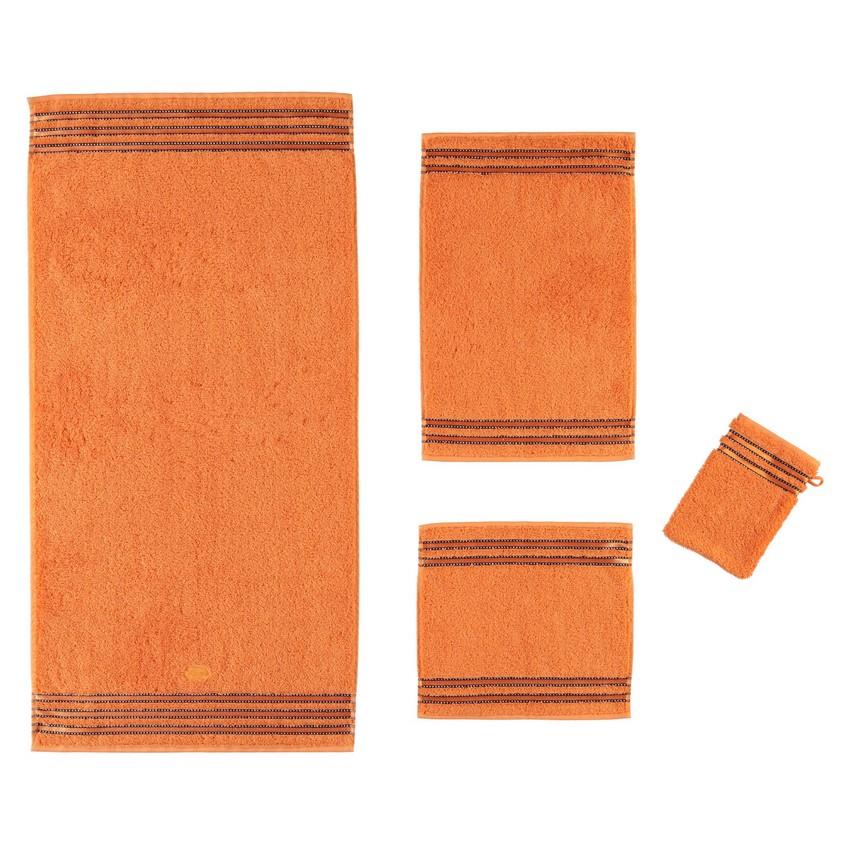 Handtuch Cult de Luxe – 100% Baumwolle nectarin – 246 – Seiflappen 30 x 30 cm, Vossen kaufen