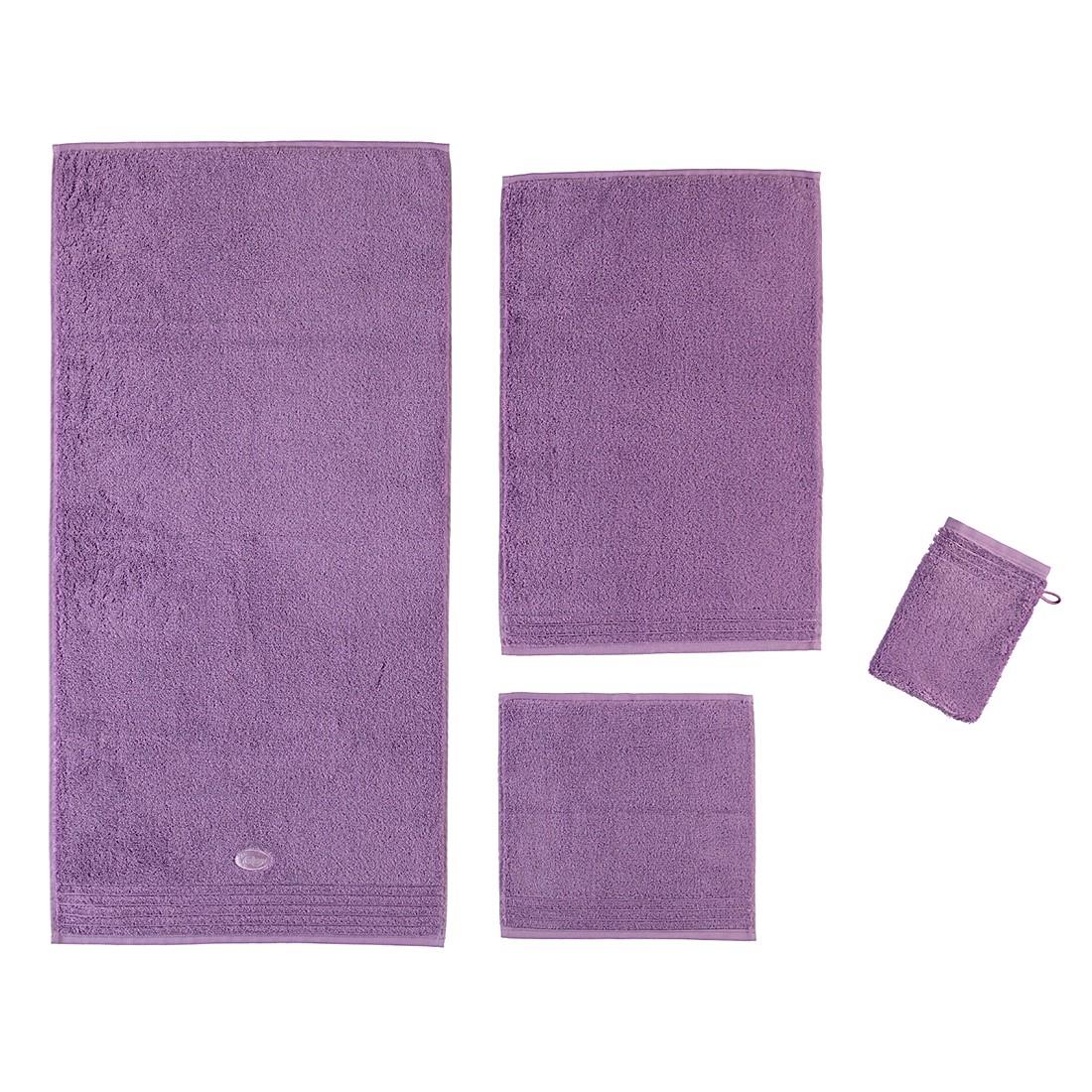 Handtücher Dreams – Baumwolle – Dark Lilac – Seiflappen 30×30 cm, Vossen jetzt kaufen
