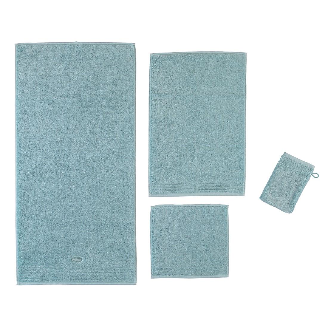 Handtücher Dreams – Baumwolle – Kristallgrün – Handtuch 60×110 cm, Vossen günstig