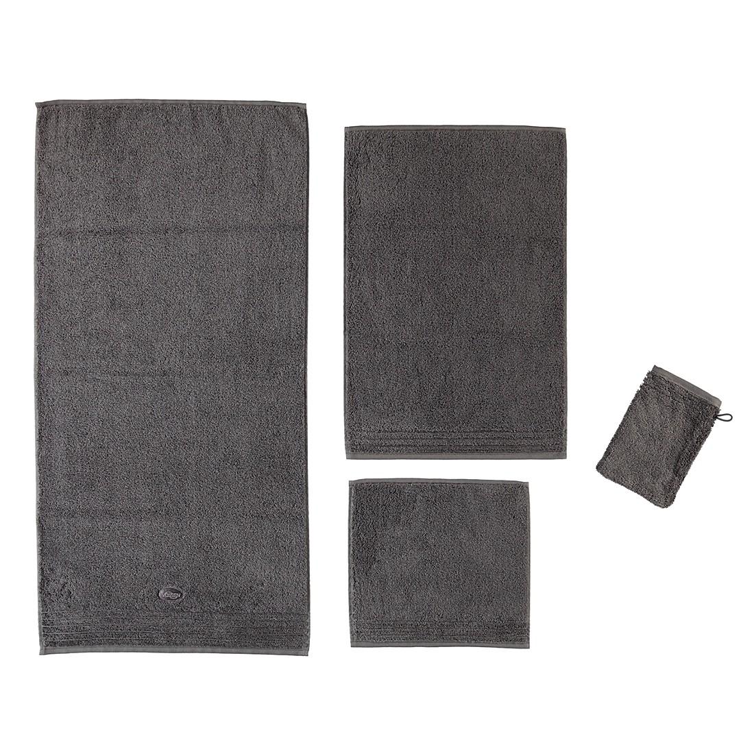 Handtücher Dreams – Baumwolle – Slate Grey – Seiflappen 30×30 cm, Vossen günstig online kaufen
