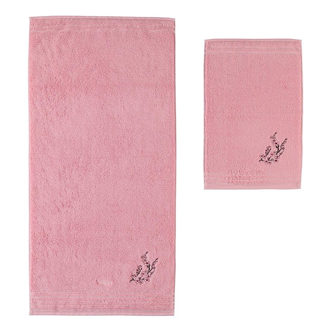 Handtücher Hanami – Baumwolle – Candy Pink – Handtuch 50×100 cm, Vossen günstig kaufen