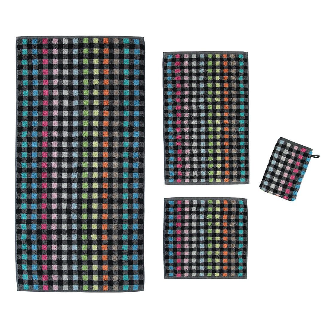 Handtücher Loft Karo 516 – Baumwolle – Multicolor – Waschhandschuh 16×22 cm, Cawö günstig kaufen