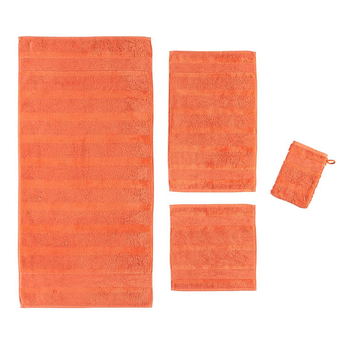 Handtücher Noblesse2 – Baumwolle – Papaya – Duschtuch 80×160 cm, Cawö kaufen