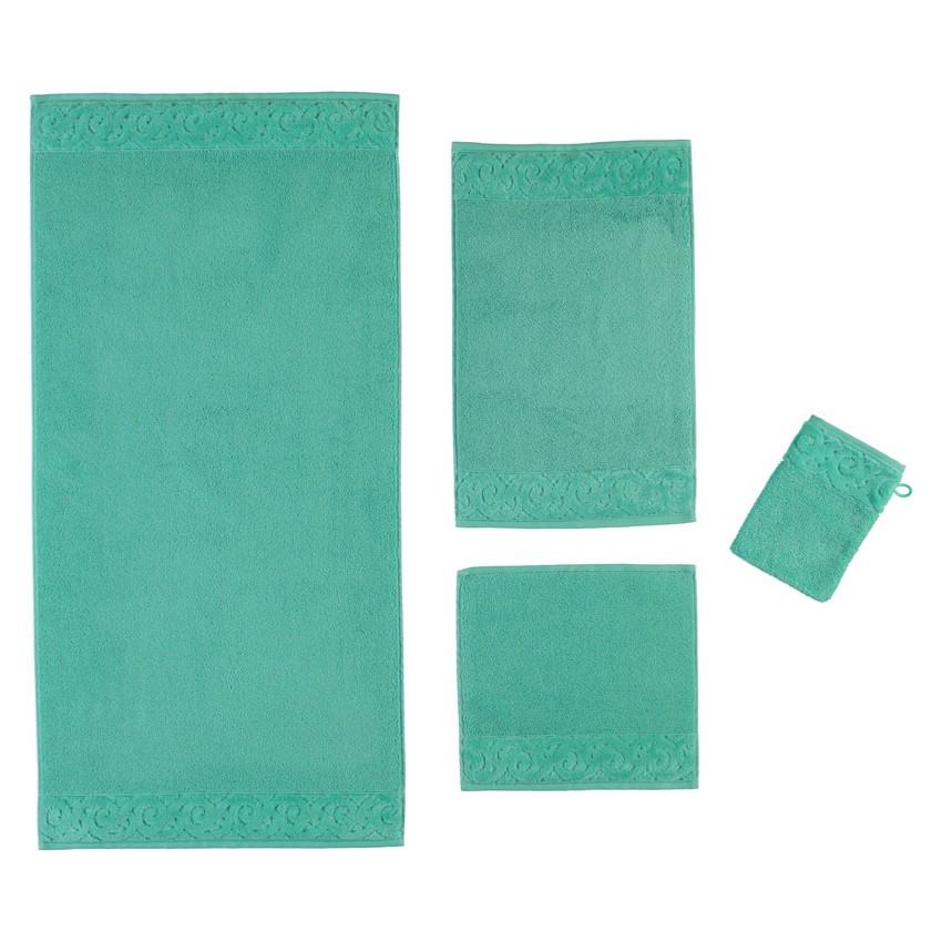 Handtuch Paris Supersoft – 100% Baumwolle minze – 559 – Badetuch 100 x 150 cm, Vossen kaufen