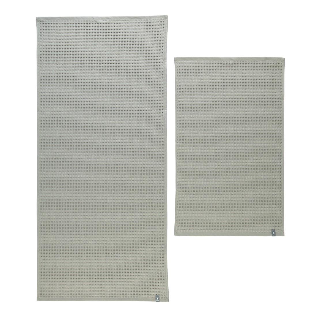 Handtücher Piquée – Baumwolle – Cashmere – Gästetuch 40×70 cm, Möve günstig bestellen