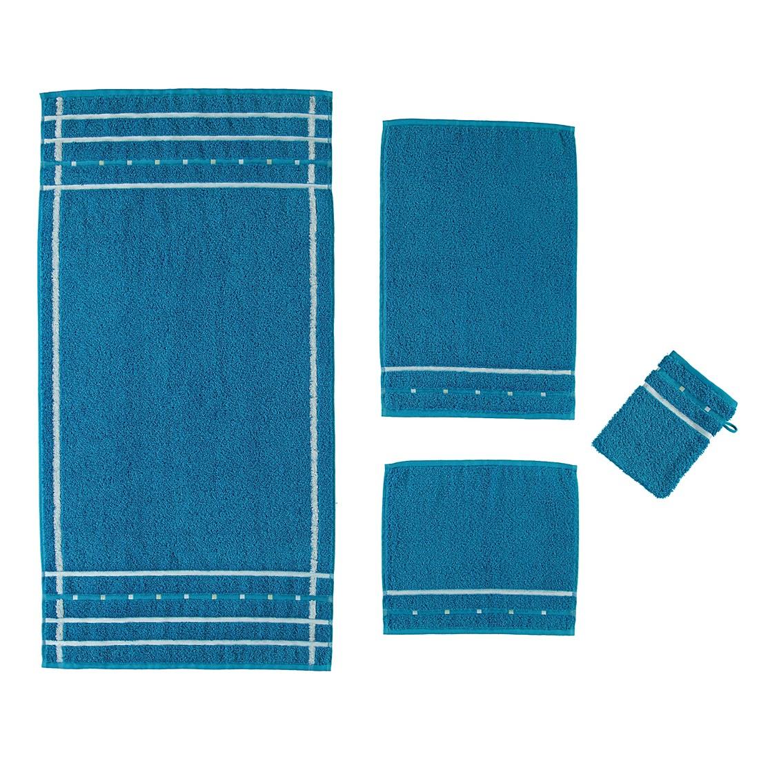 handt cher quadrati baumwolle curacao wei handtuch 60x110 cm vossen g nstig. Black Bedroom Furniture Sets. Home Design Ideas