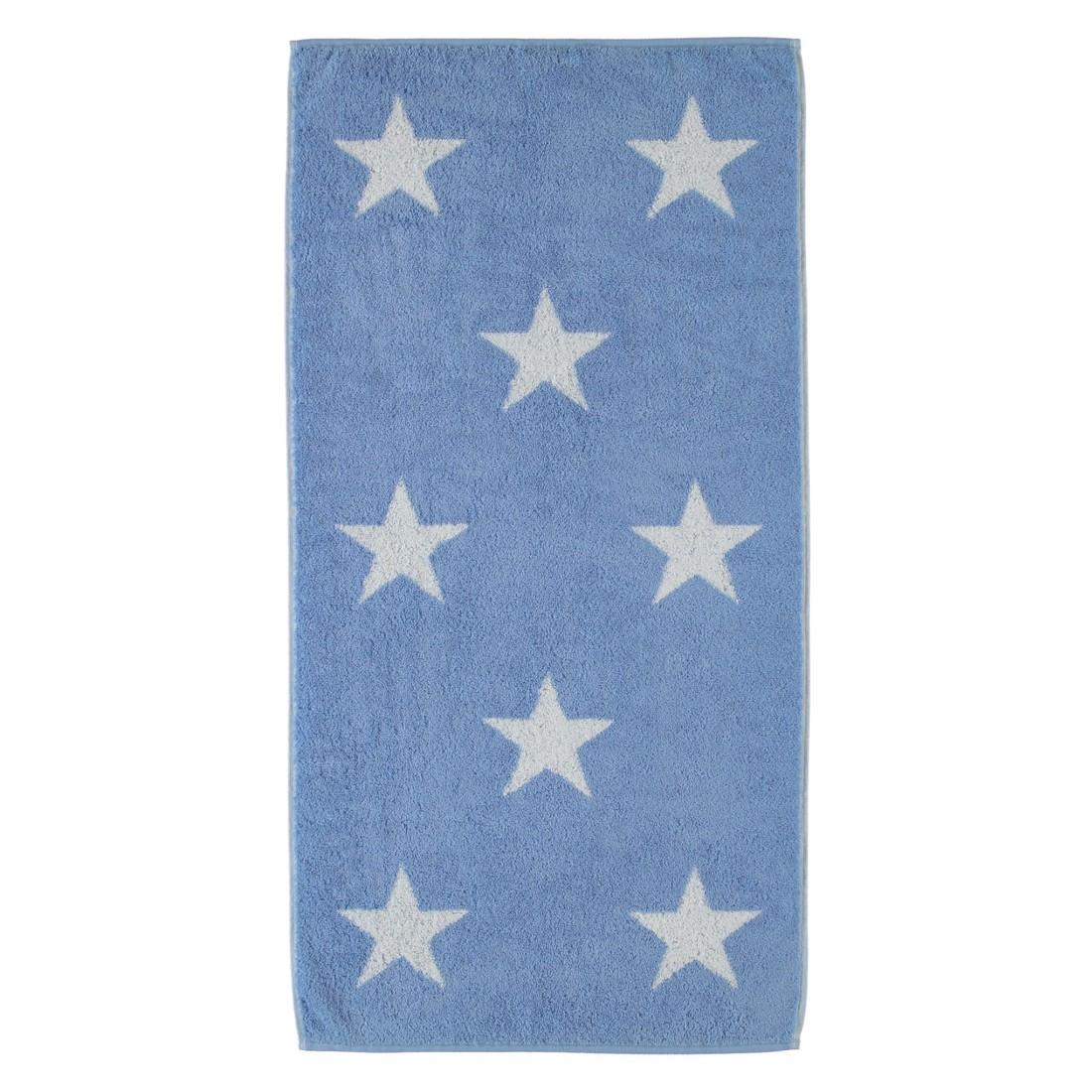 Handtücher   Stars 524 – 100% Baumwolle hellblau – 16 – Handtuch: 50 x 100 cm, Cawö günstig kaufen