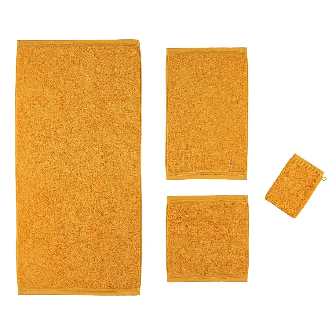 Handtücher Superwuschel – Baumwolle – Saffron – Gästetuch 30×50 cm, Möve online bestellen