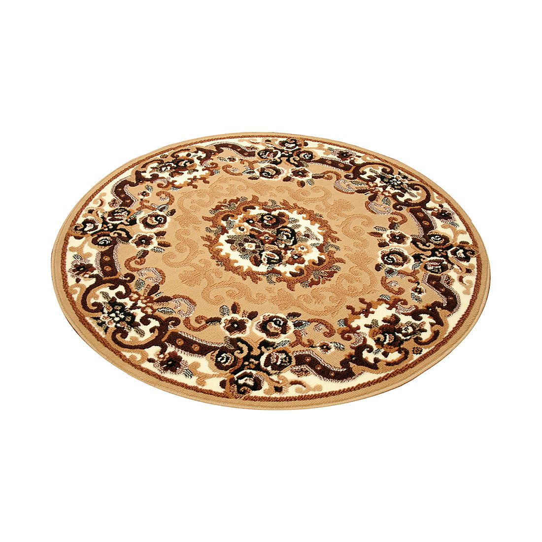 tapis rond 200 cm diametre tapis rond soft taupe 200 cm. Black Bedroom Furniture Sets. Home Design Ideas