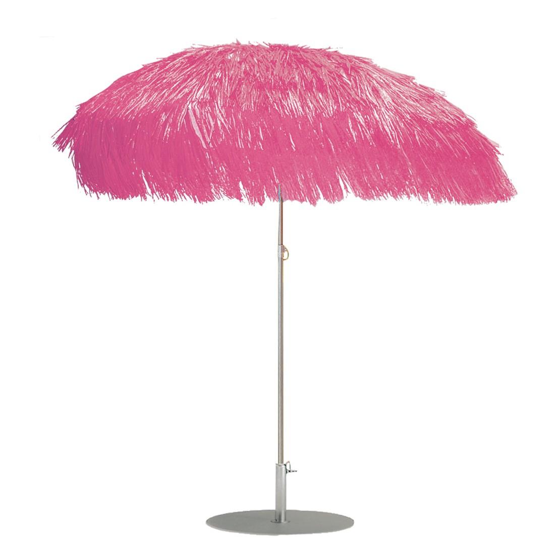 sonnenschirm hawaii mit knickgelenk stahlrohr pink jan kurtz jetzt bestellen. Black Bedroom Furniture Sets. Home Design Ideas