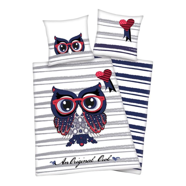 Bettwäsche Original Owl, Herding günstig online kaufen