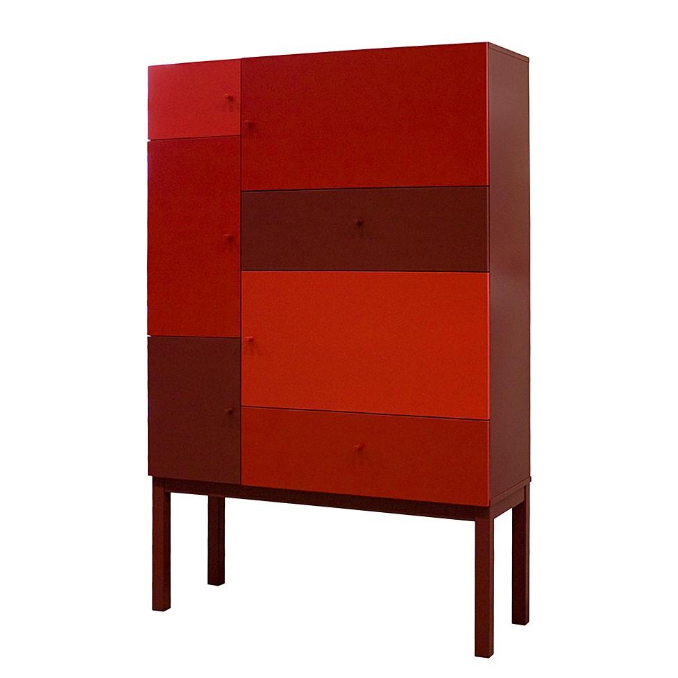 kommode rot preisvergleiche erfahrungsberichte und kauf. Black Bedroom Furniture Sets. Home Design Ideas
