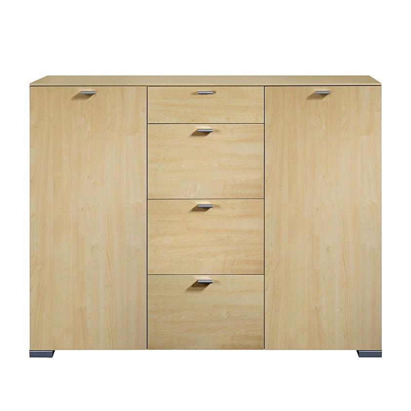 Highboard Gallery - Ahorn Dekor (Highboard Gallery - 150cm - Ahorn)