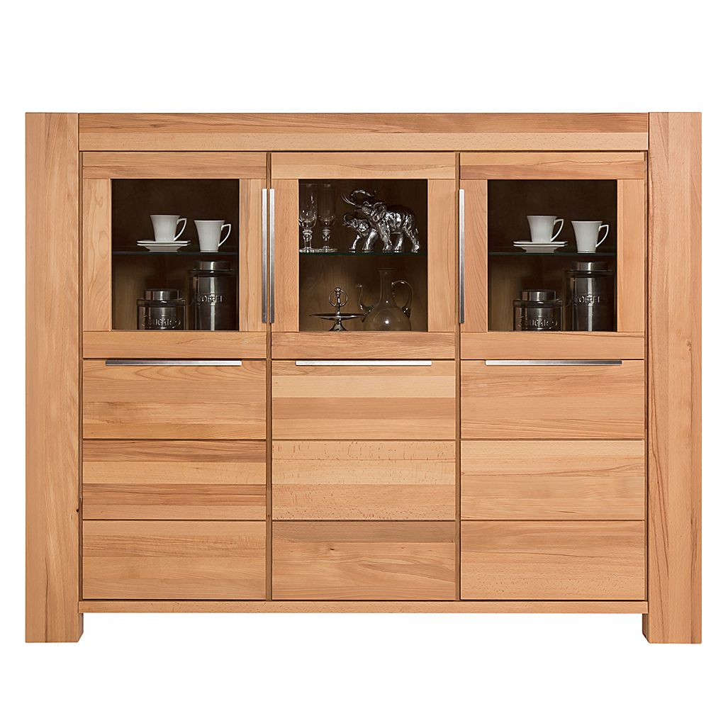 highboard thoran kernbuche massiv ge lt ars natura m bel bestellen. Black Bedroom Furniture Sets. Home Design Ideas