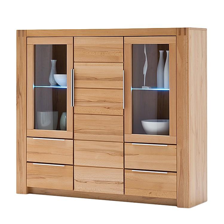 highboard buche teilmassiv. Black Bedroom Furniture Sets. Home Design Ideas
