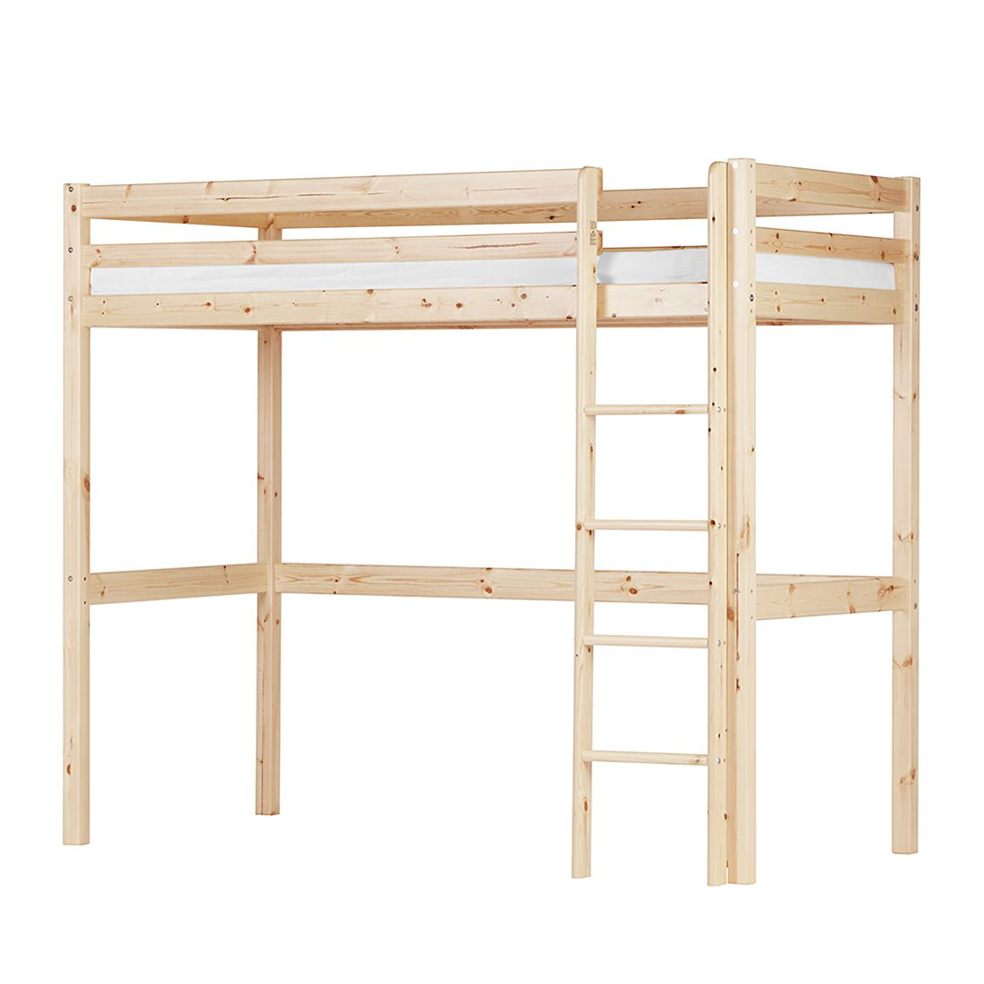 Letto soppalco letto castello legno mobile kit  Prezzi e offerte sottocosto