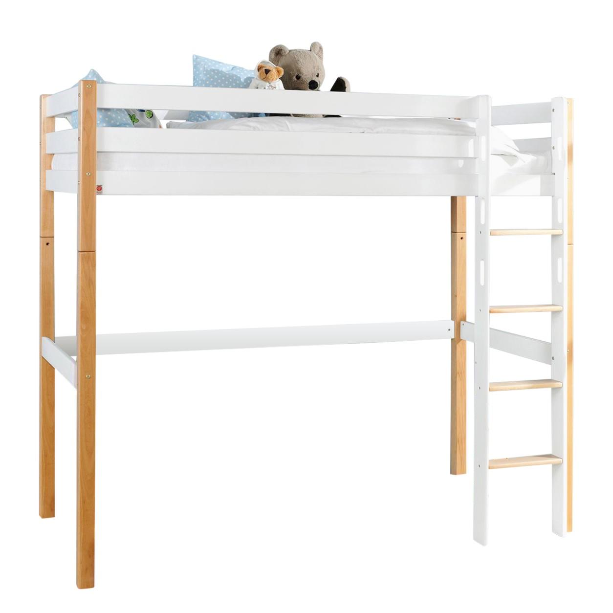hochbett toli buche teilmassiv relita m rl kj0476. Black Bedroom Furniture Sets. Home Design Ideas