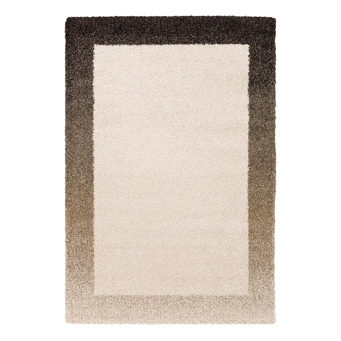 Hochflor-Teppich Maestro – Bordüre Creme – 133 x 190 cm, Schöner Wohnen Kollektion jetzt bestellen
