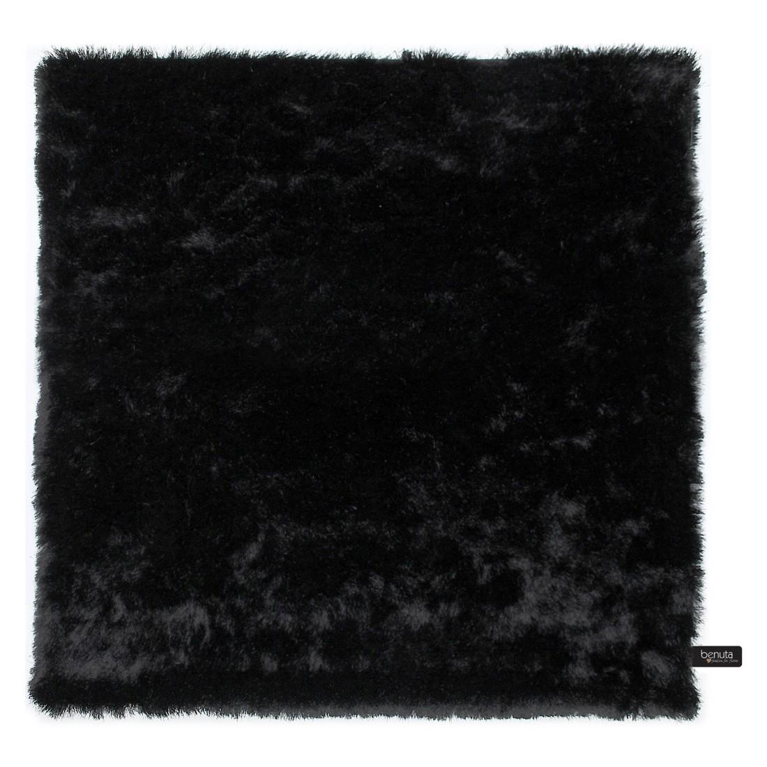 preisvergleich eu hochflor polyester teppich schwarz. Black Bedroom Furniture Sets. Home Design Ideas
