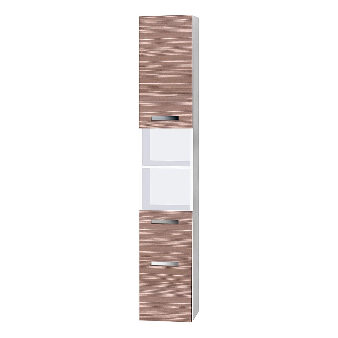 Hochschrank lausanne zebrino beige wei for Hochschrank schlafzimmer
