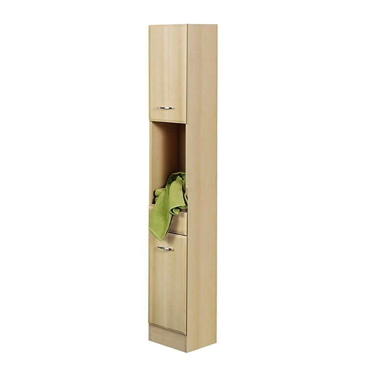 hochschrank lund buche 2 t rig. Black Bedroom Furniture Sets. Home Design Ideas