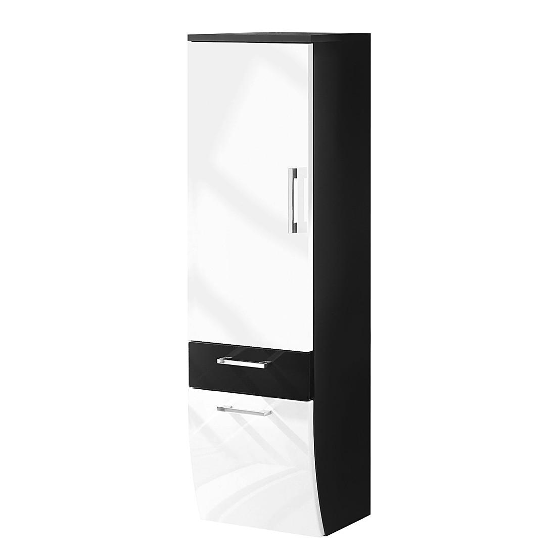 Hochschrank Vibrant – Anthrazit-Weiß, Aqua Suite online kaufen