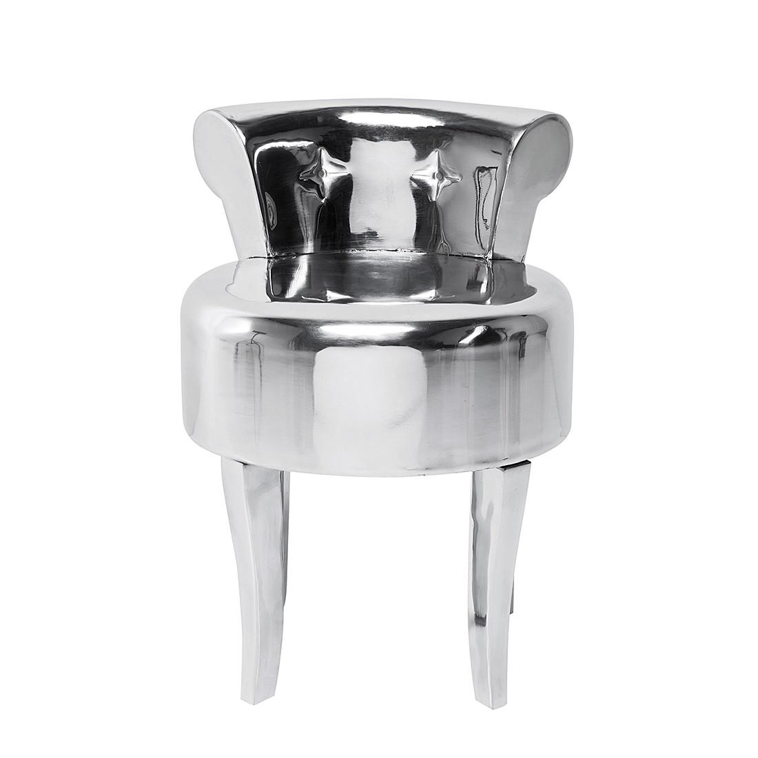 Hocker Antico – Aluminium, Kare Design günstig kaufen