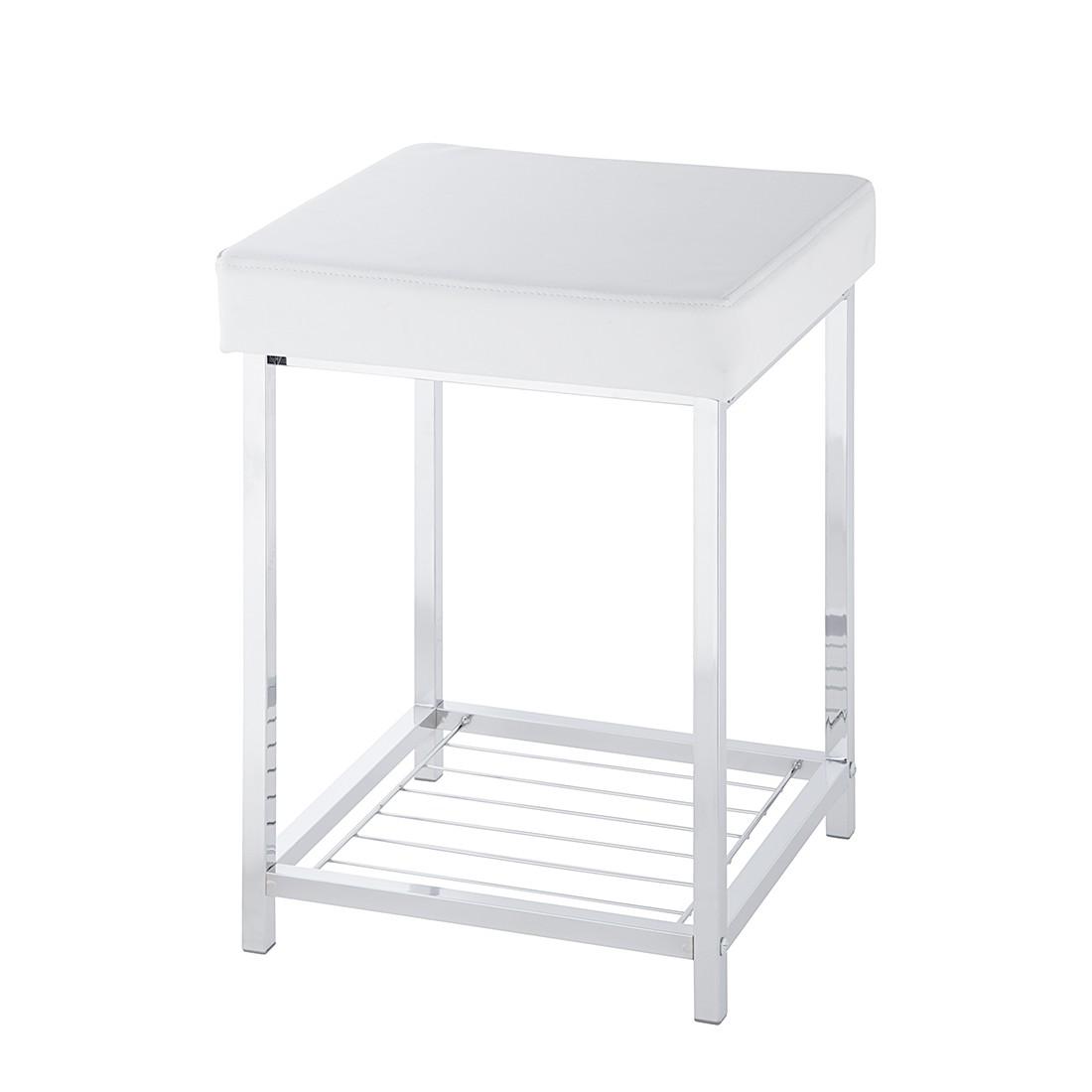 hocker kubus wei sanwood m nic 000149 kauf dir. Black Bedroom Furniture Sets. Home Design Ideas
