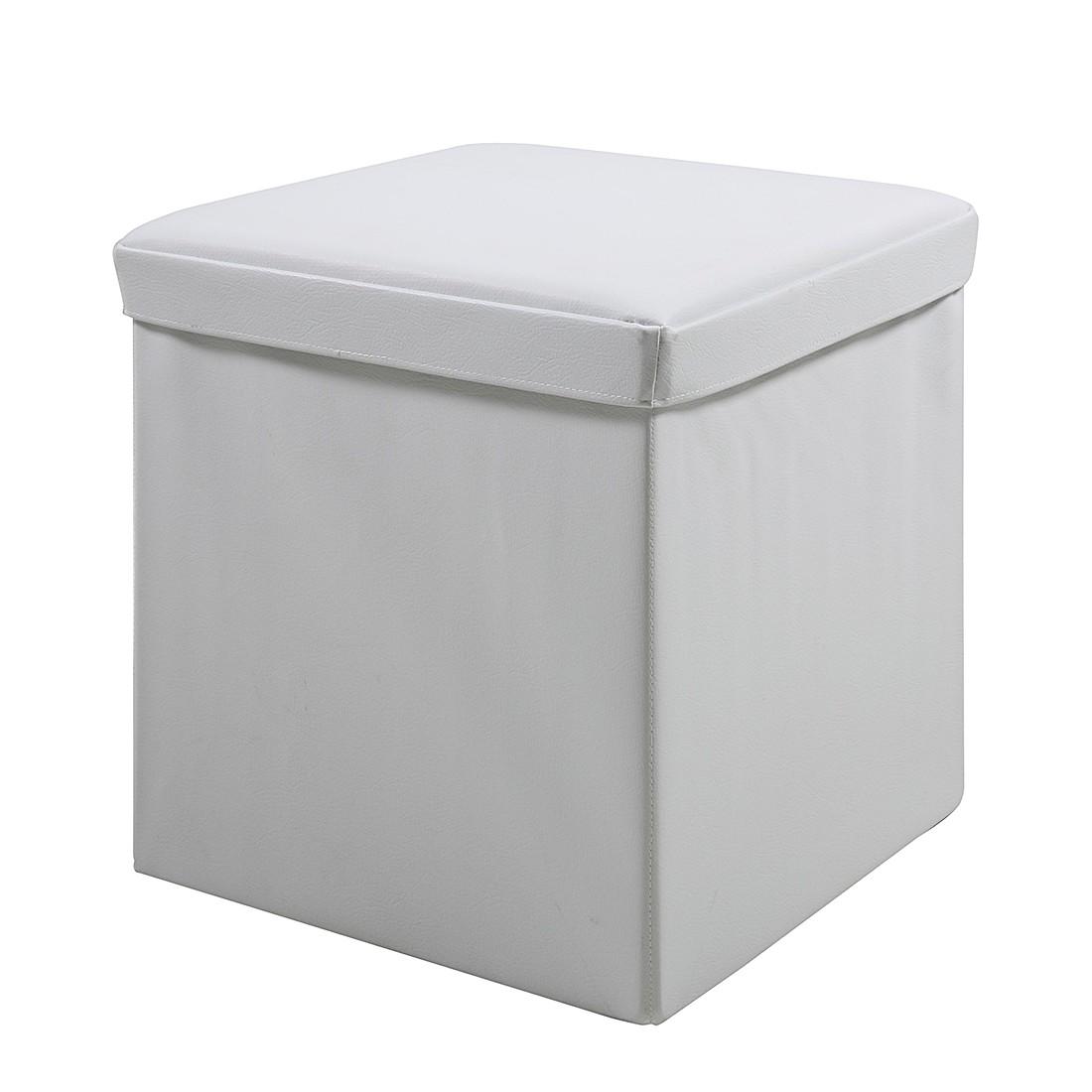 Hocker Sadé II (4er-Set) – Weiß, mooved günstig kaufen