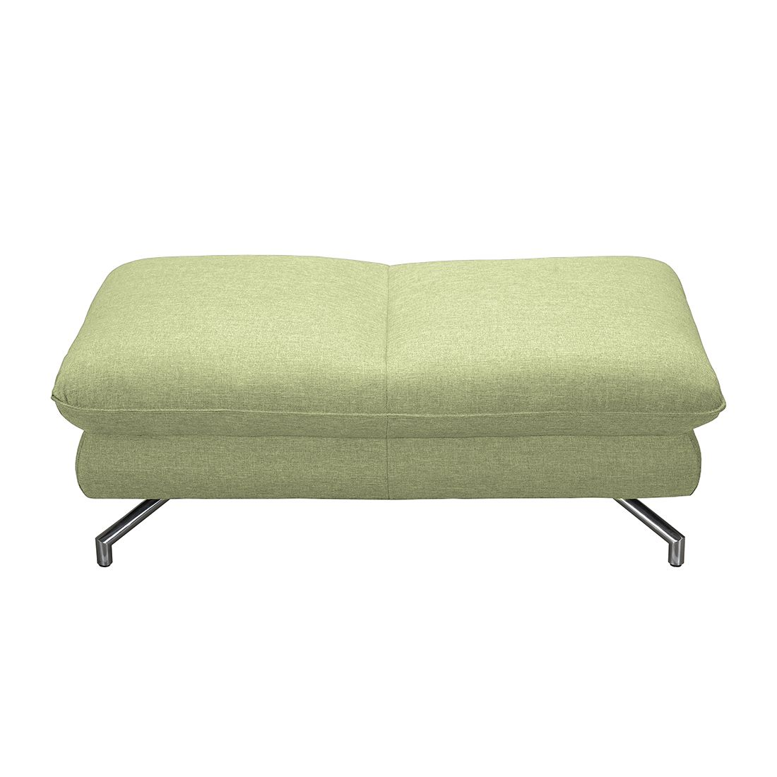 Hocker Sharon – Webstoff Grün, loftscape jetzt bestellen