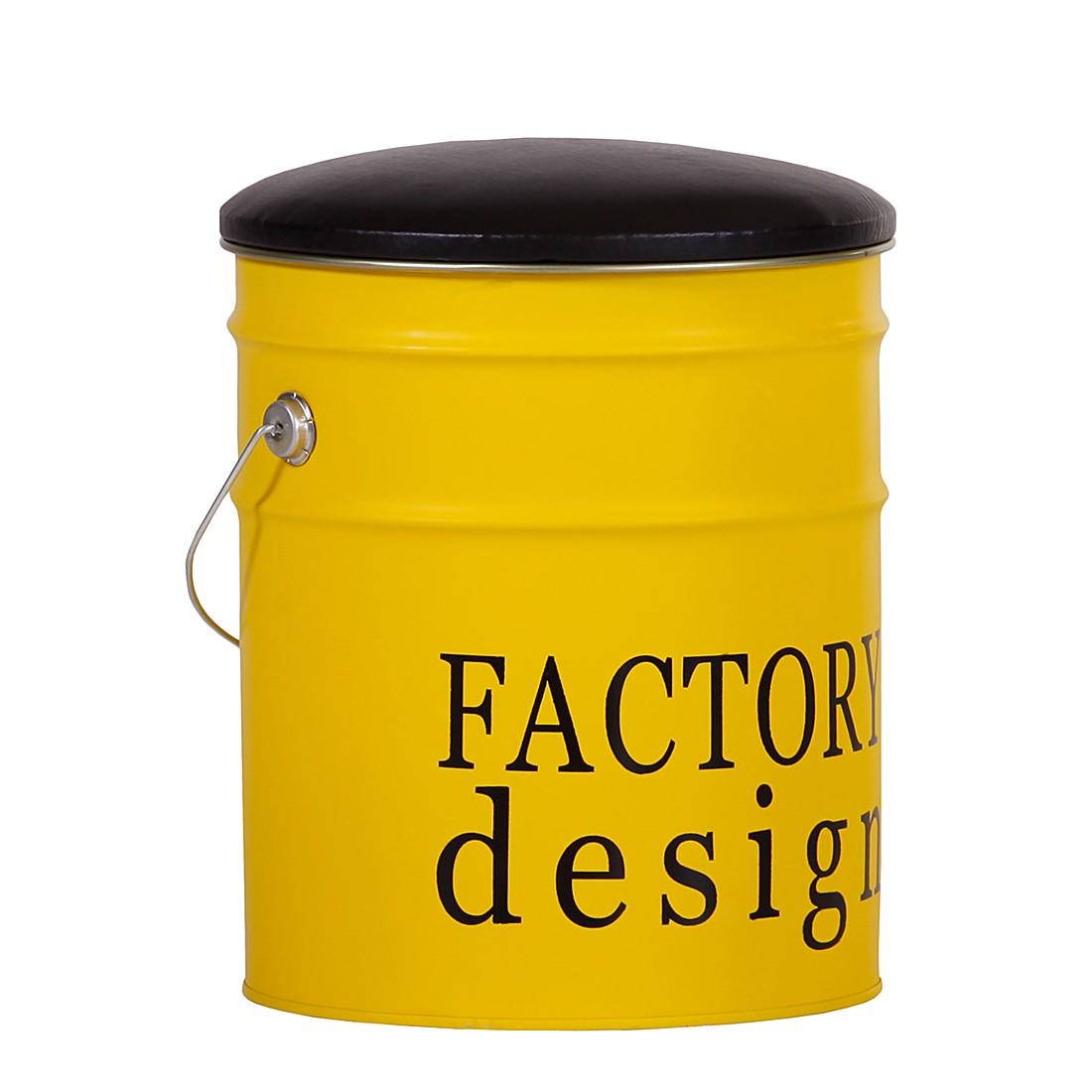 hocker tonela gelb furnlab m gf 000805 kauf dir. Black Bedroom Furniture Sets. Home Design Ideas