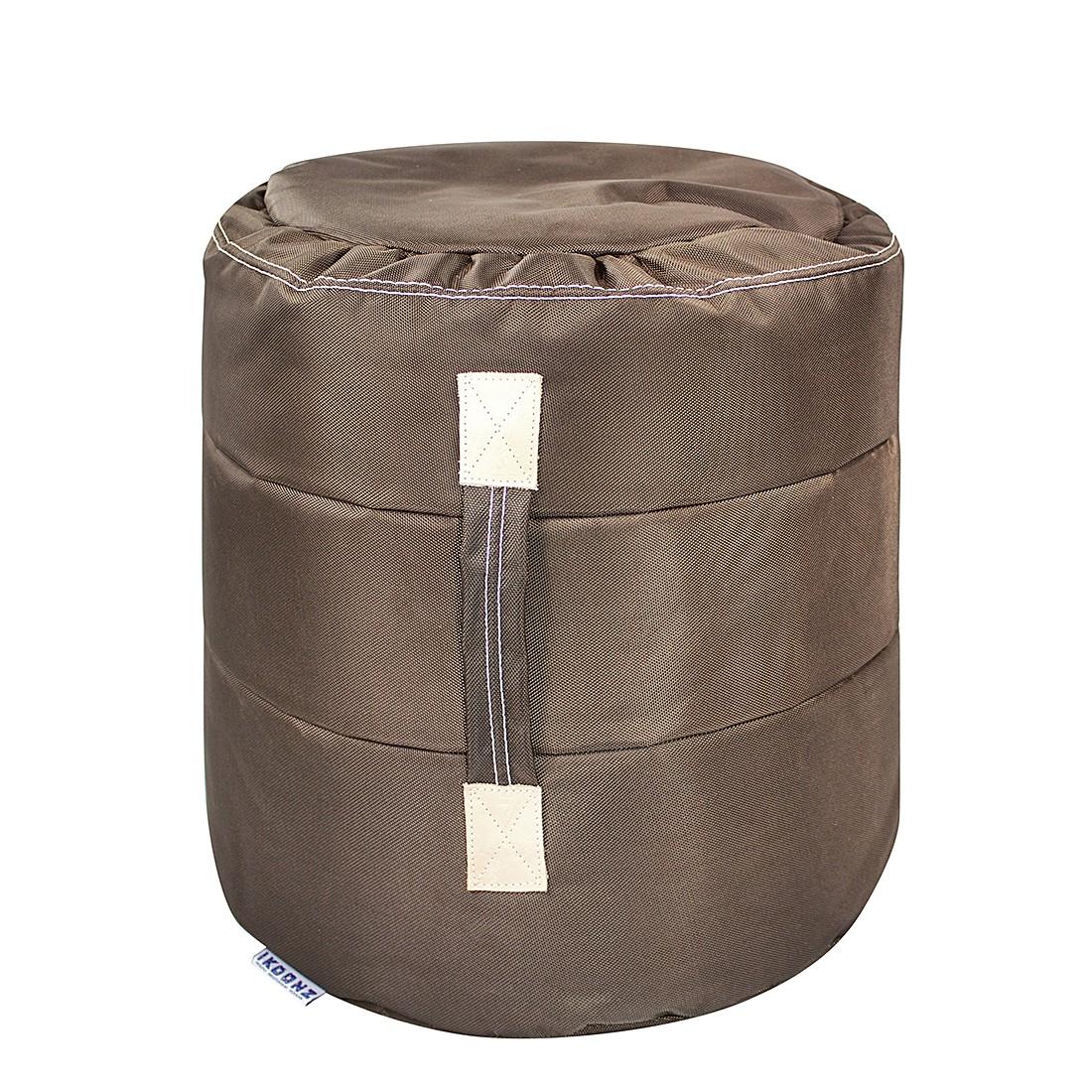 Hocker Tub – Braun, Ikoonz online kaufen
