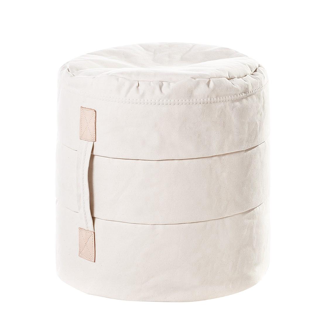 Hocker Tub I – Weiß, Ikoonz online kaufen
