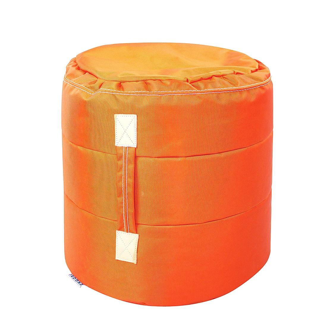 Hocker Tub – Orange, Ikoonz günstig