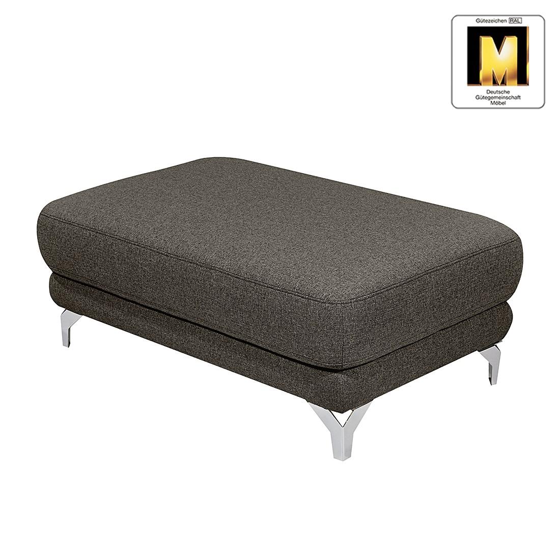 hockerbank casual line strukturstoff braun claas claasen g nstig bestellen. Black Bedroom Furniture Sets. Home Design Ideas