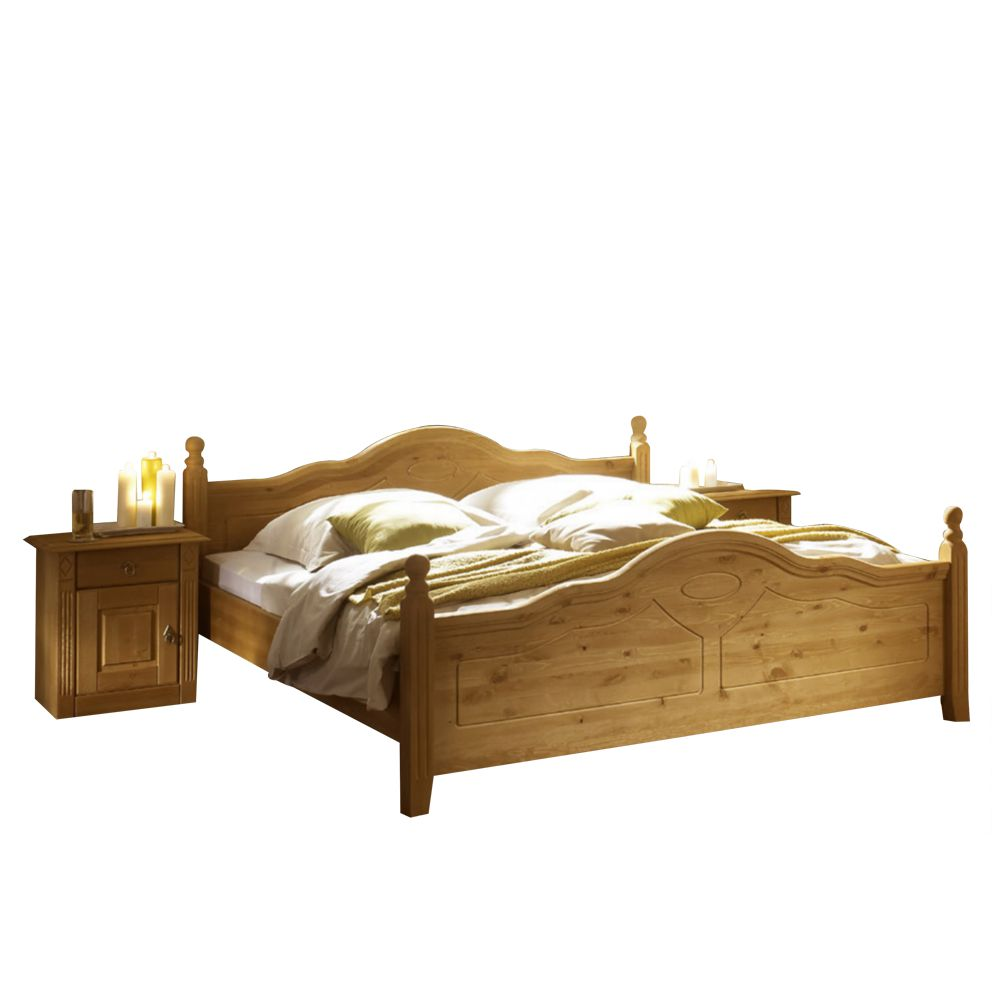 holzbett outlet 160x200 sonstige preisvergleiche erfahrungsberichte und kauf bei nextag. Black Bedroom Furniture Sets. Home Design Ideas