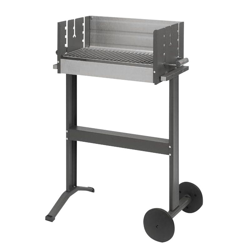 Holzkohlegrill 5100 - Metall, Dan Cook