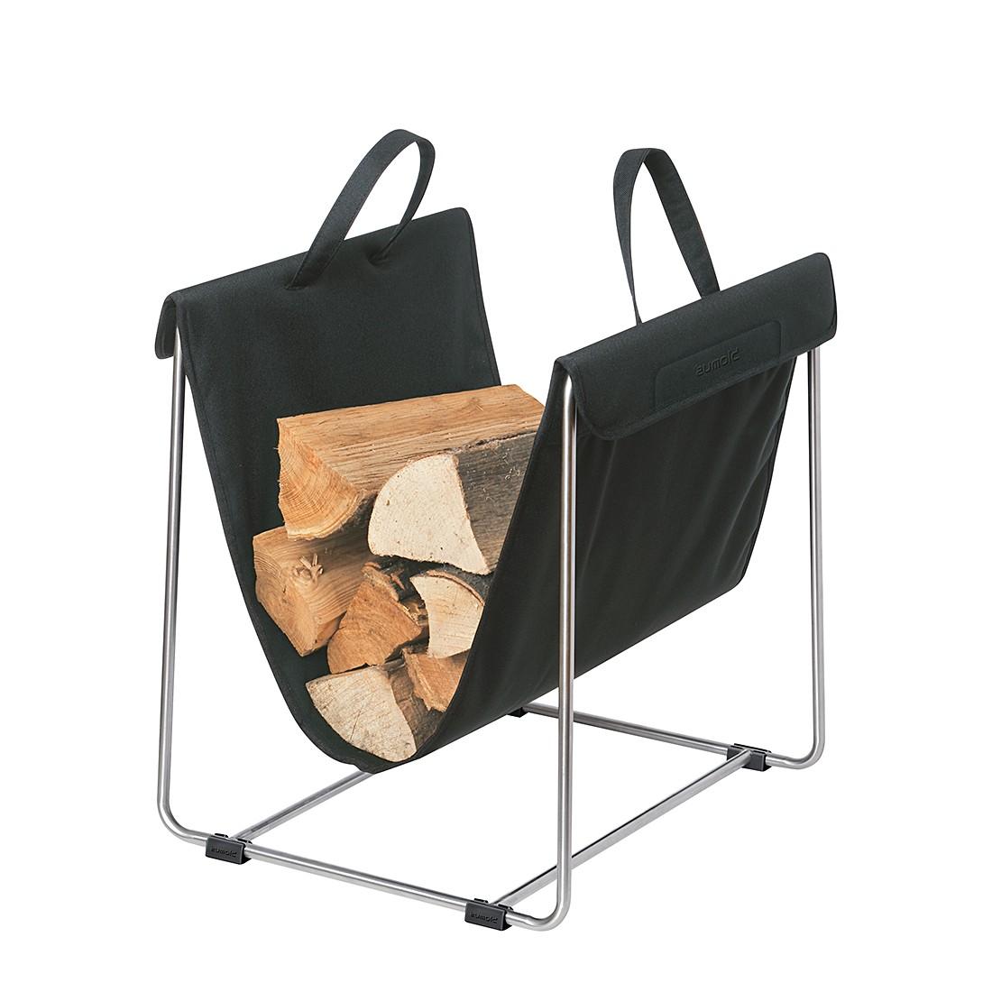 Holztrage Madra – Schwarz, Blomus günstig bestellen