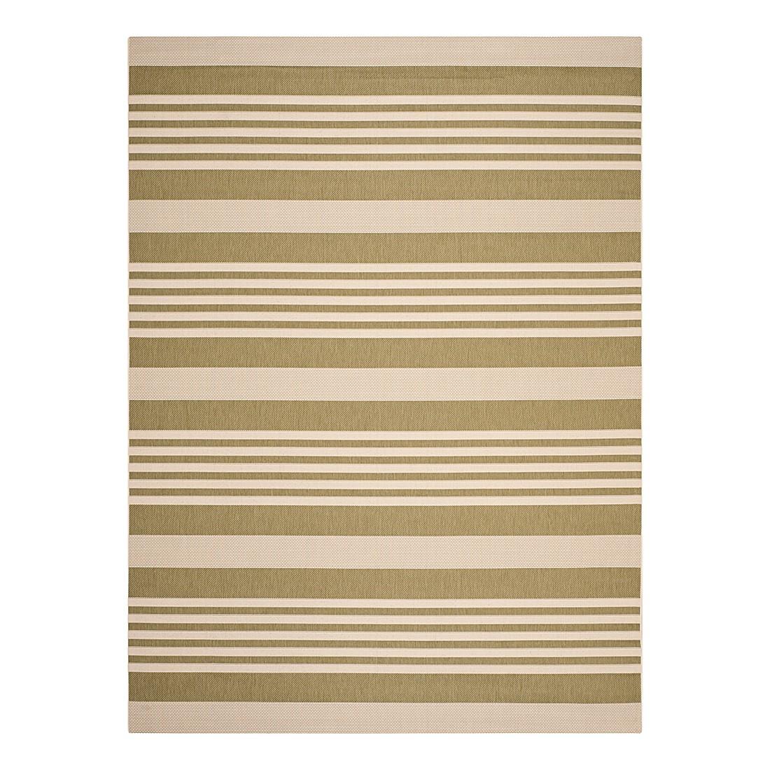 In-/Outdoorteppich Gemma – Grün/Beige – Maße: 200 x 289 cm, Safavieh jetzt bestellen