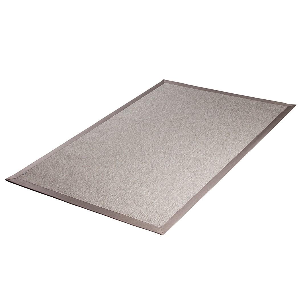 In-/Outdoorteppich Naturino Rips – Grau – 170 x 230 cm, DEKOWE online kaufen