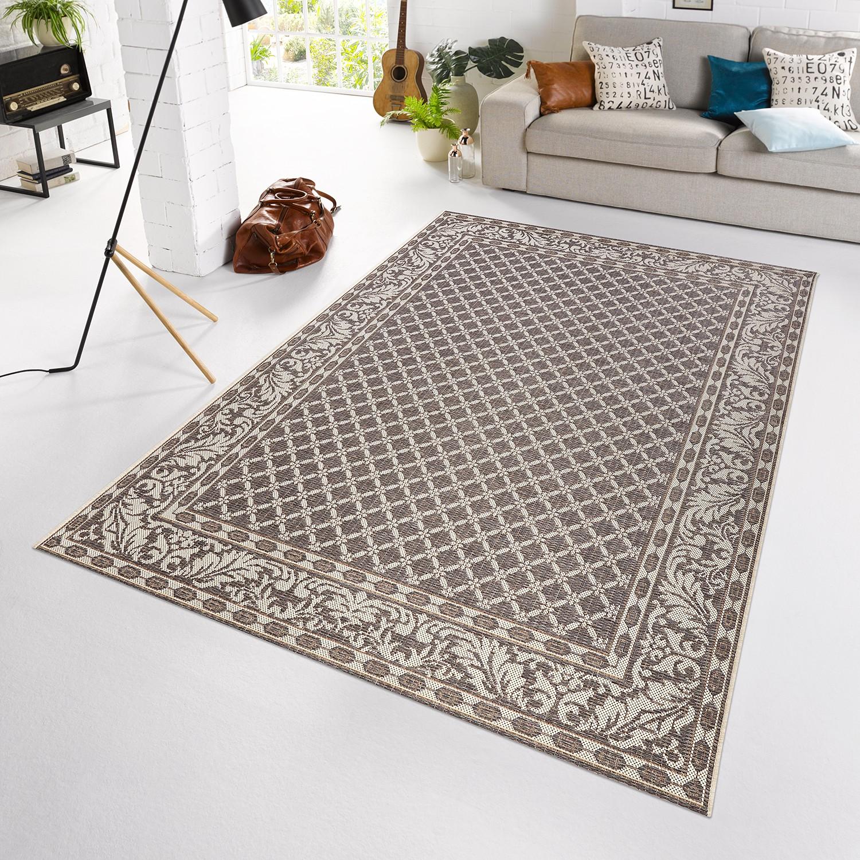 in outdoorteppich royal grau 160x230cm teppich. Black Bedroom Furniture Sets. Home Design Ideas