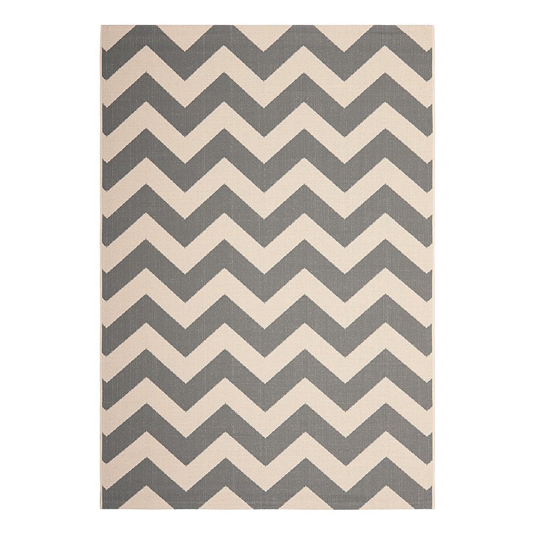 In-/Outdoorteppich Sardinia – Grau/Beige – Maße: 200 x 289 cm, Safavieh online kaufen