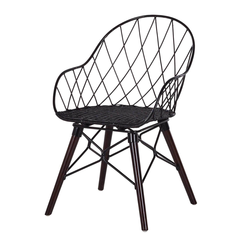 armlehnenstuhl le gaillard stuhl sessel konferenzstuhl esszimmerstuhl k che ebay. Black Bedroom Furniture Sets. Home Design Ideas