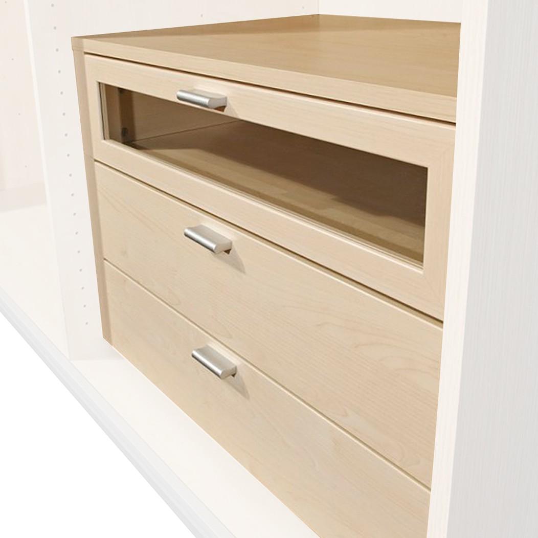 100 102er innenschubkasten innenschubkasten set 100 102cm schrankteilelement. Black Bedroom Furniture Sets. Home Design Ideas