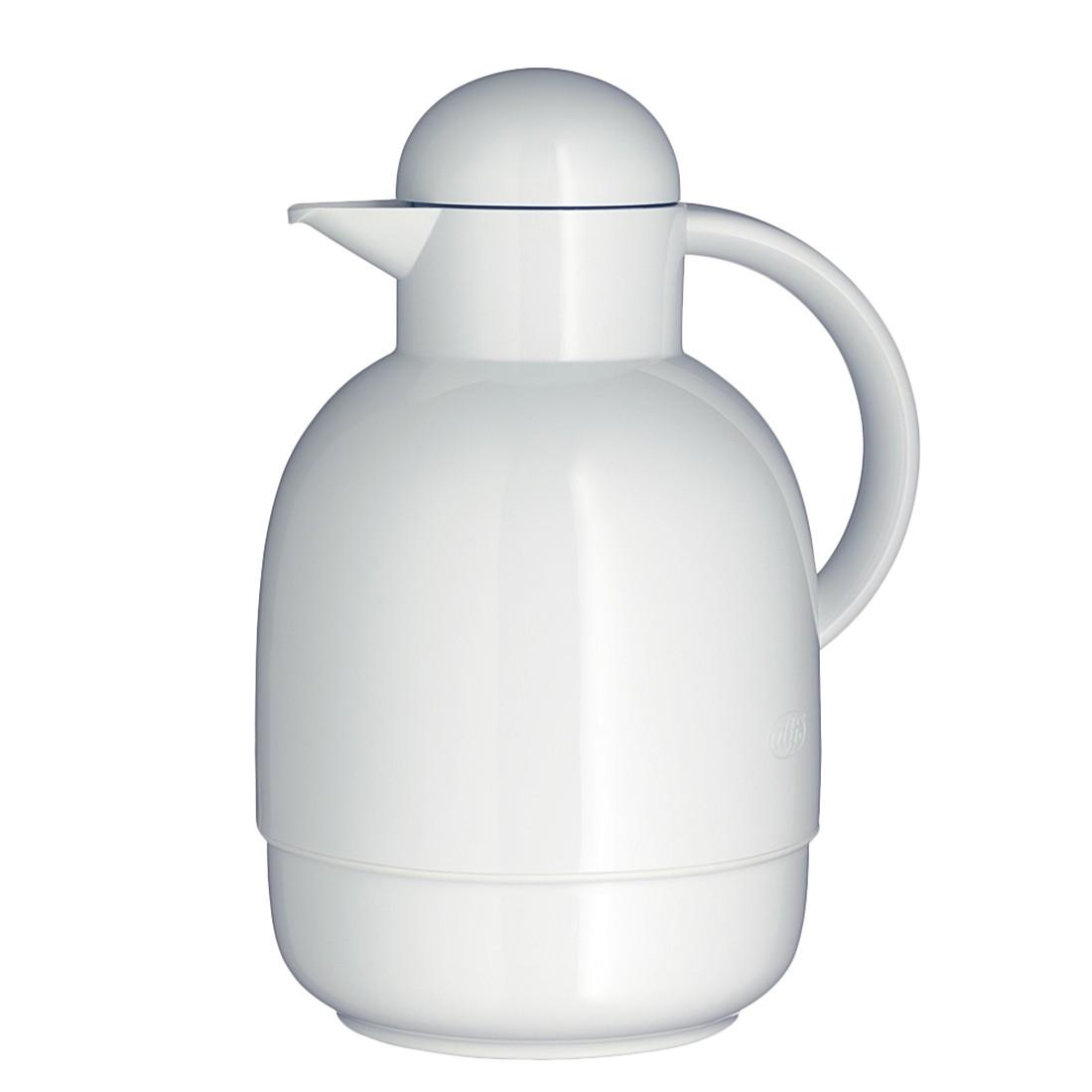 Isolierkanne Neat – Weiß, 1,5 l, Alfi günstig online kaufen