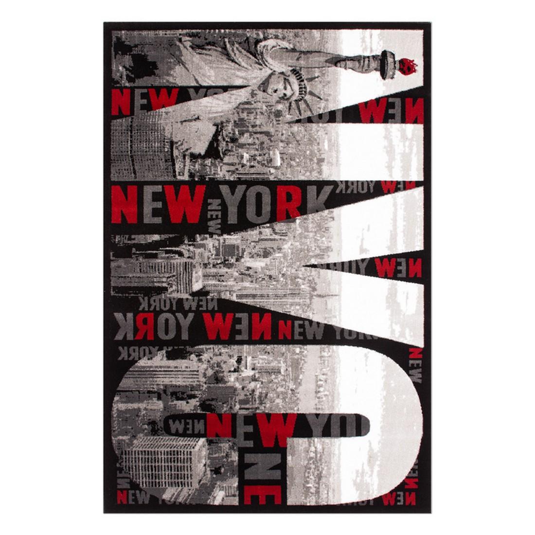 Teppich NYC – Silber – 160 x 230 cm, Kayoom kaufen