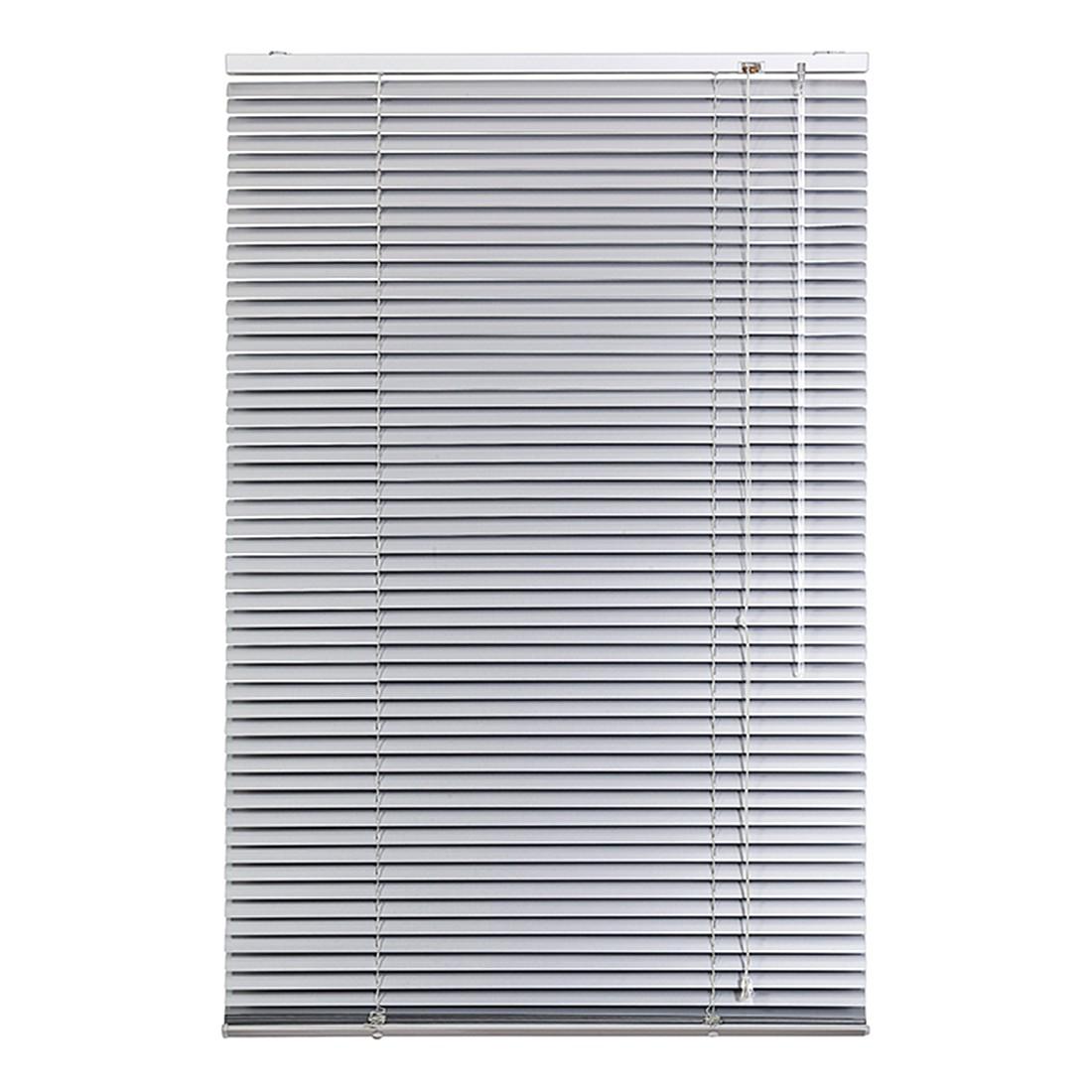 Jalousie Klemmfix – Aluminium, Silber – (H x B): 60 x 40 cm, Wohn-Guide günstig online kaufen