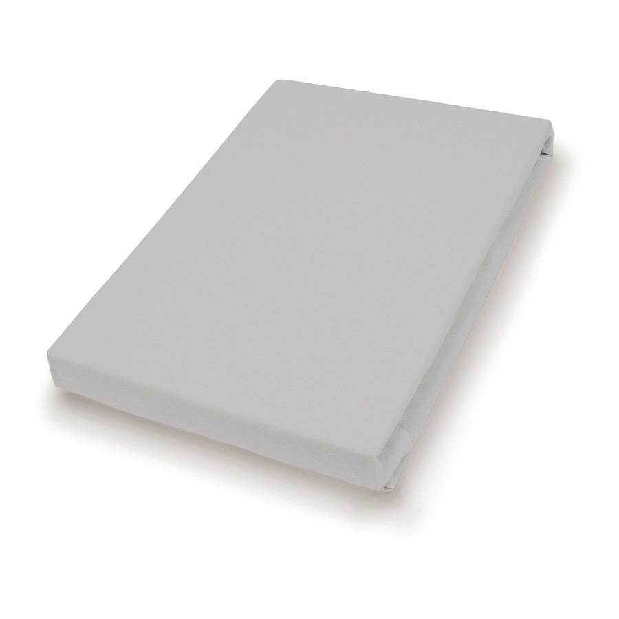Jersey-Spannbetttuch – Granit – 190×200 cm, vario kaufen